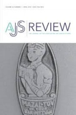 Appropriation and Differentiation: Jewish Identity in Medieval Ashkenaz