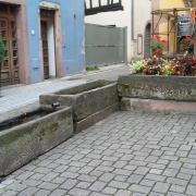 ribeauville_-_fountain_15c._2