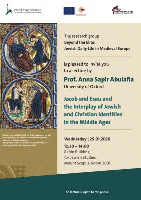 Lecture Sapir Abulafia