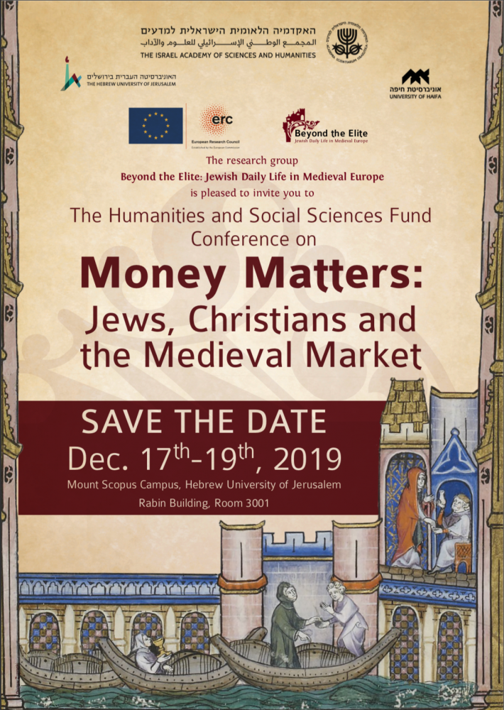 Money matters save the date